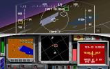F-15 Strike Eagle II: Operation Desert Storm Scenario Disk DOS Chaff released