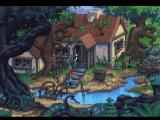 King's Quest V: Absence Makes the Heart Go Yonder! FM Towns Starting location