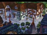 King's Quest V: Absence Makes the Heart Go Yonder! FM Towns Town center