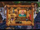 King's Quest V: Absence Makes the Heart Go Yonder! FM Towns Dialogue portraits in indoor locations
