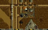 Black Hornet Atari ST You can destroy buildings on the ground.
