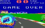 Turbo Champions DOS Out of time (EGA, Tandy)