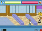 The Simpsons Arcade BlackBerry Another Boss fight