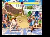 Super Street Fighter II FM Towns Chili con carne, anyone?..
