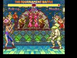 Super Street Fighter II FM Towns Note the exotic dancers