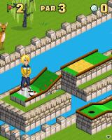 Mini Golf Castles J2ME Here's a gap that needs to be overcome
