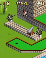 Mini Golf Castles J2ME Cannons sometimes play a part as well