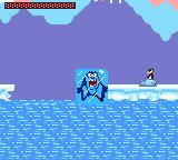 Taz-Mania Game Gear Don't jump in icy water, kids!
