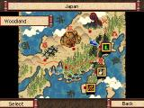 Ninja Prophecy J2ME Map