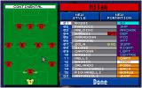 Championship Manager Italia DOS Team strategy