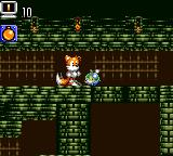 Tails Adventure Game Gear This enemy lays bombs in your path.