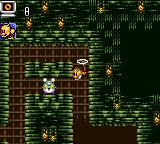 Tails Adventure Game Gear Tails finds a remote-controlled robot in the game, which can go through passages too narrow for Tails.