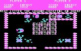 Storm PC Booter A game in progress (CGA)