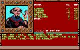 Treasures of the Savage Frontier Amiga The villains you'll defeat.