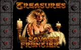 Treasures of the Savage Frontier Amiga Title screen