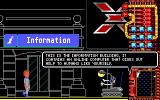 Metropolis PC Booter An information building (EGA)