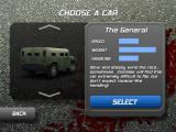 Zombie Highway iPad and a car