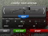 Zombie Highway iPad and finally your arsenal