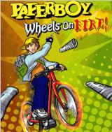 Paperboy: Wheels on Fire J2ME Title screen