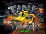 Tiny Tank PlayStation Title screen