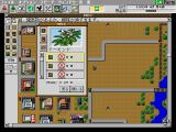 SimFarm FM Towns Selling your production
