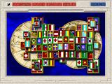 Shanghai II: Dragon's Eye FM Towns Flag tiles. I've just revealed Israel! :)