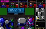 MegaTraveller 2: Quest for the Ancients DOS Main Game Screen