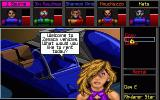 MegaTraveller 2: Quest for the Ancients DOS Get Around In Style