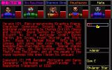 MegaTraveller 2: Quest for the Ancients DOS About The Game (Credits)