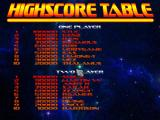 Armalyte Windows High scores