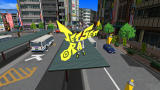 Jet Grind Radio Windows Title screen