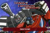 Transformers G1: Awakening Android Title screen