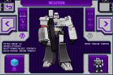 Transformers G1: Awakening Android Character stats - Megatron. Unfortunately, he doesn't have an alternate mode