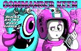 Commander Keen: Aliens Ate My Babysitter! DOS Title (CGA)