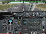 747-200 Ready for Pushback Windows When the 'S-Combi' aircrew voice package is used the player gets additional information displayed in the green banner at the top of the screen