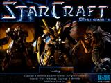 StarCraft (Demo Version) Windows Title screen.
