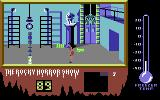 The Rocky Horror Show Commodore 128 Room with force field
