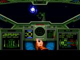 Wing Commander FM Towns Into deep space