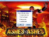 Ashes to Ashes Windows Difficulty selection