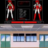 Dual Targets: The 4th Unit Act.3 Sharp X68000 Existential battle - Blon-Win fights her own clone!