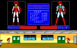 Dual Targets: The 4th Unit Act.3 PC-98 Clone battle in the school corridor