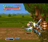 Knights of the Round SNES Slash!