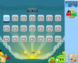 Angry Birds Browser Level select