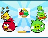 Angry Birds Browser Level loading