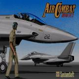 Air Combat: Yūgekiō II Sharp X68000 Title screen B