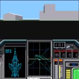 Air Combat: Yūgekiō II Sharp X68000 Daytime in New York