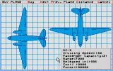 Air Bucks DOS Aircraft Purchasing Screen
