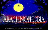 Arachnophobia DOS Title Screen