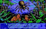 Arachnophobia DOS Intro Screen