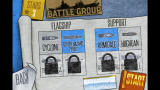 Battle Group Windows Half of the regular and the support ships has been unlocked here.